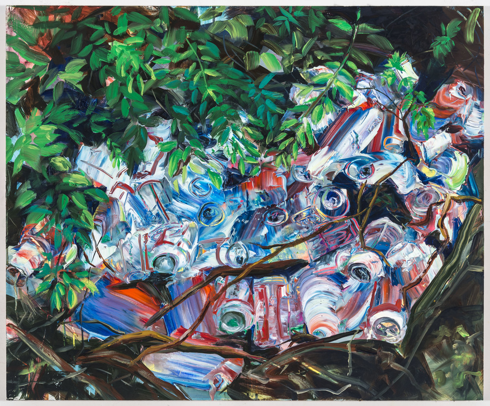 "Trove, 16""x20"", oil on panel, 2014"