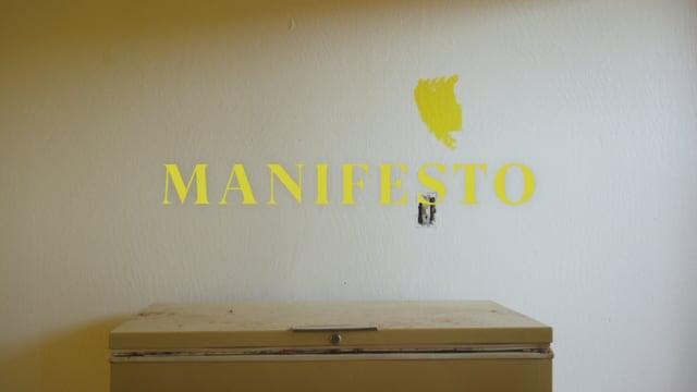 Manifesto // Teaser