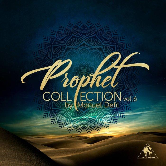 Yussi's new song Zen Prophet is released on Prophet Collection 6 -