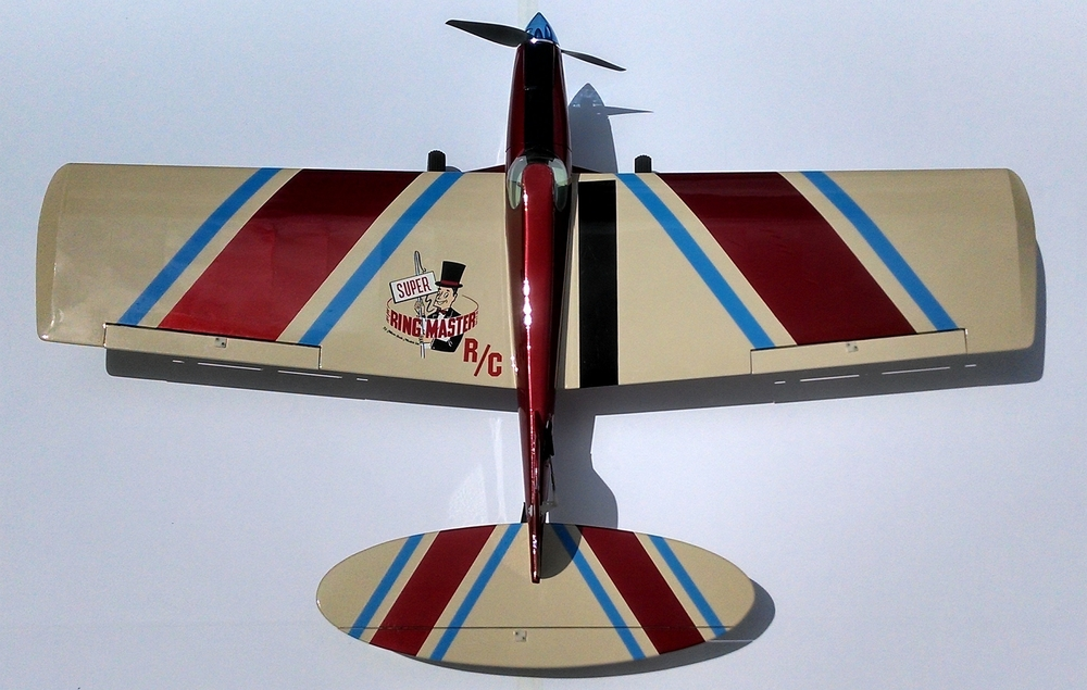 Super Ringmaster R/C kit