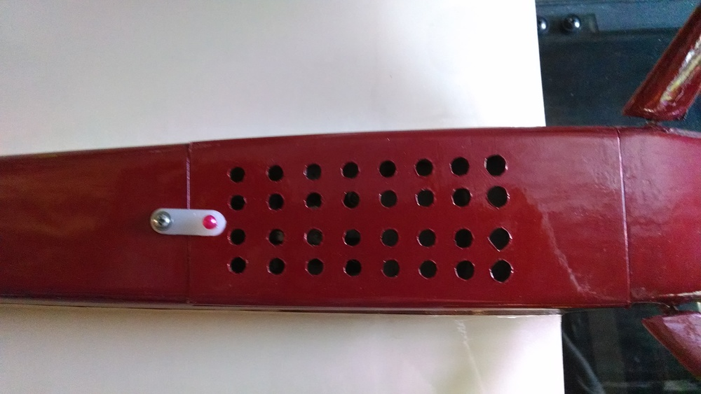 Battery hatch