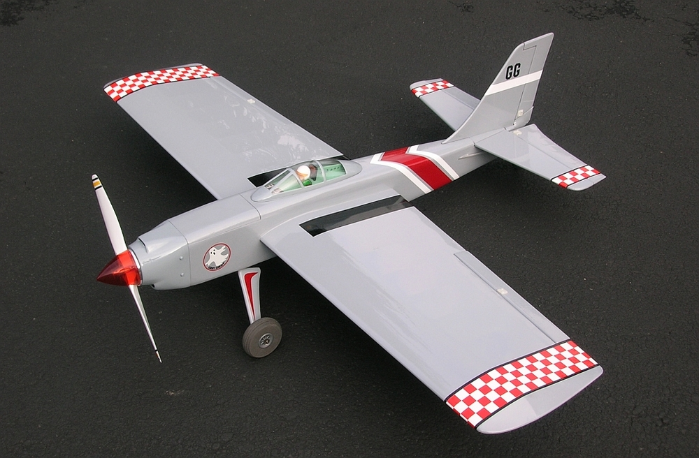 gray ghost r/c kit