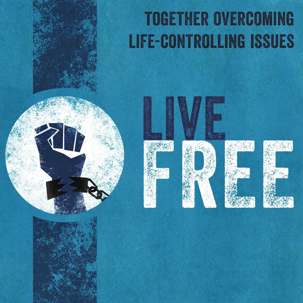 Live Free -