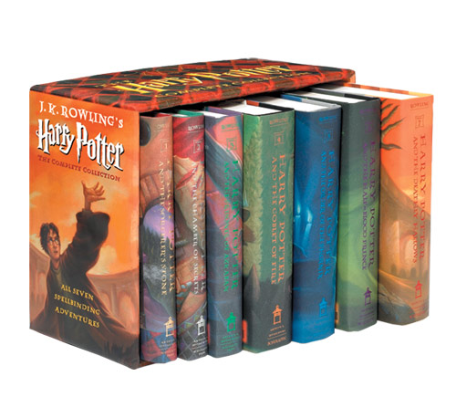 I have over a decade experience art directing, designing and illustrating books and related products for major publishers. I've design covers and interiors in all genres, for all ages, as well as educational toy packaging and related items like this slip case for the Harry Potter series.