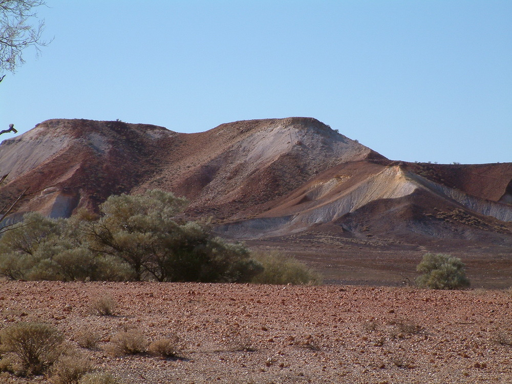 The Painted Desert Arckaringa Station South Australia