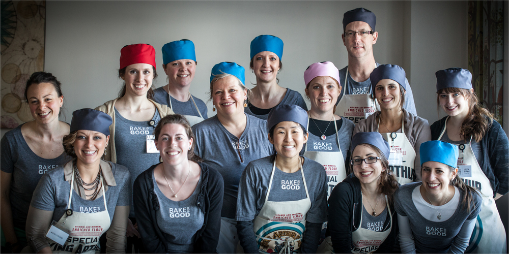 Bake For Good Crew