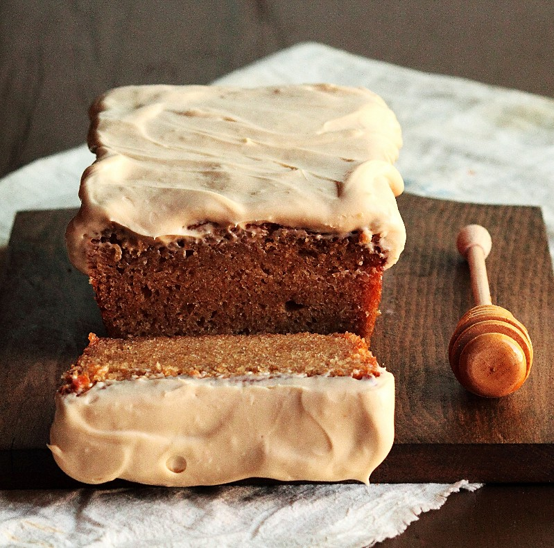 Honey Wheat Cake