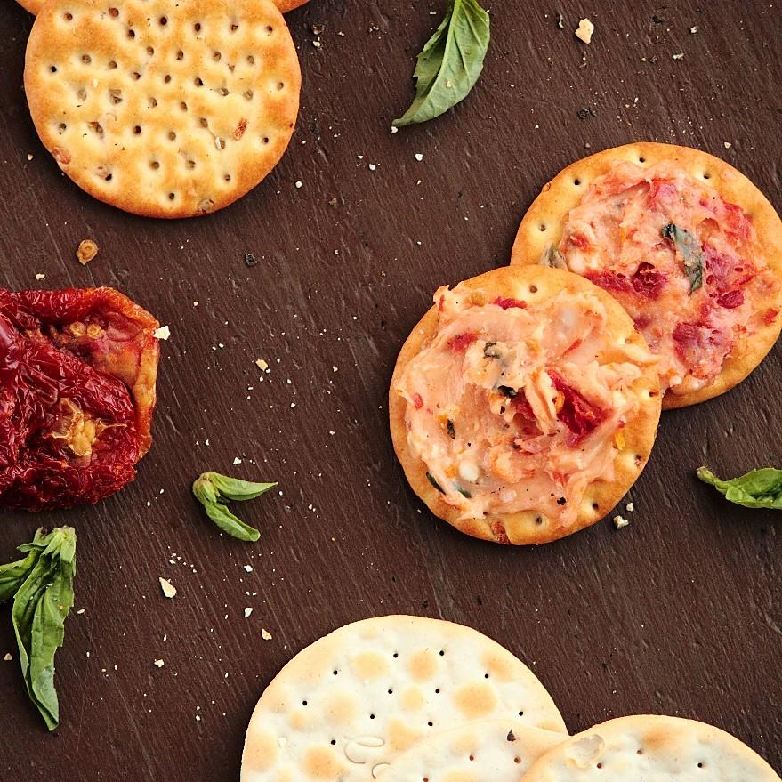 Sundried Tomato & Brie Spread