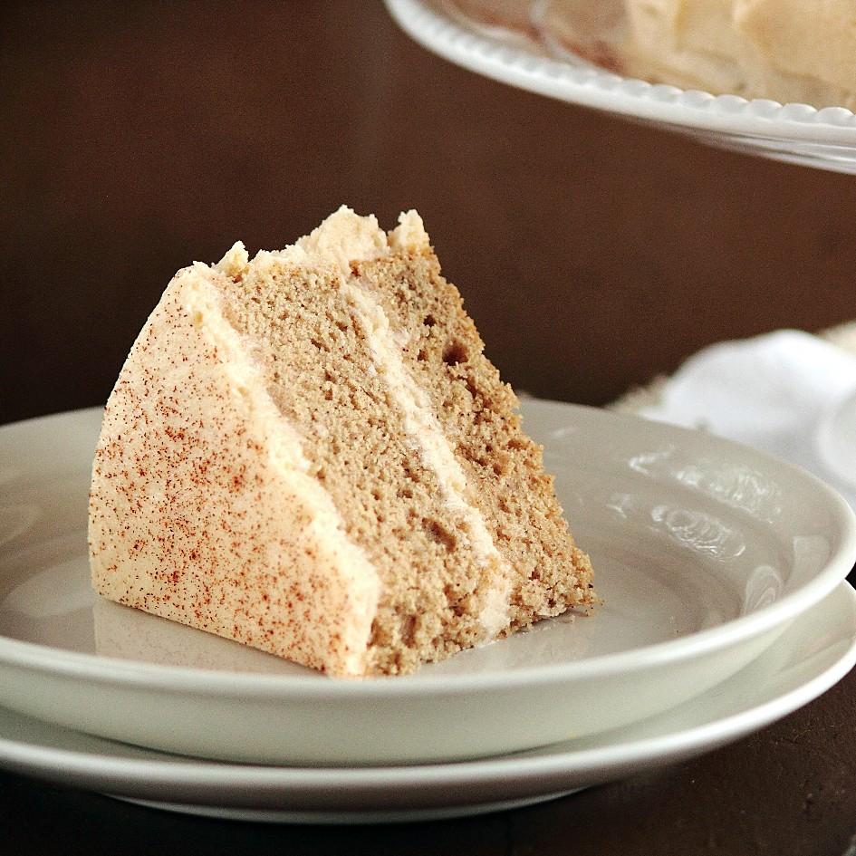 Cinnamon Sugar Cake