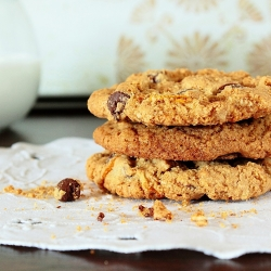 WW Choco Chip Cookies