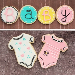 Baby Sugar Cookies