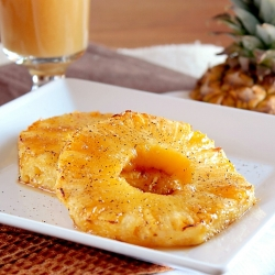 Roasted Pineapple