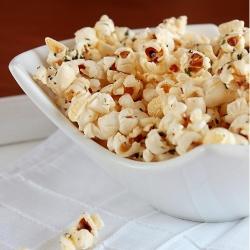 Italian Breadstick Popcorn