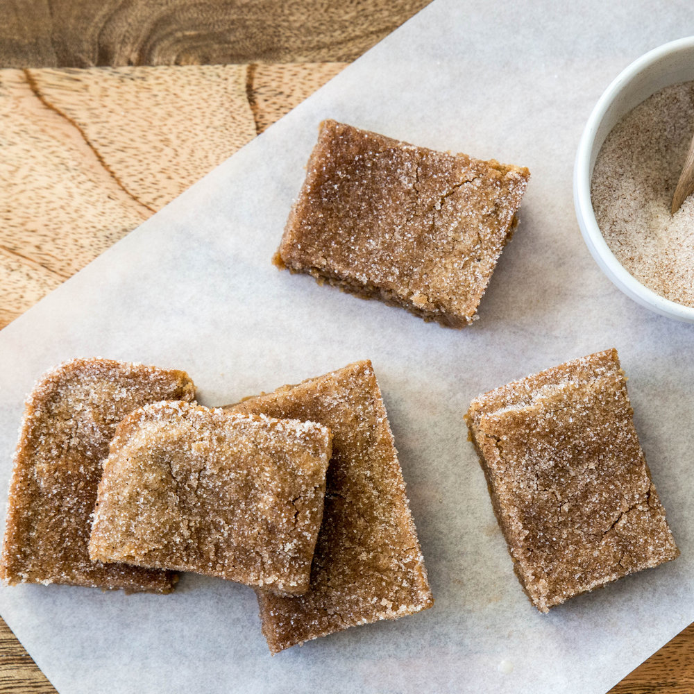 Sprouted Wheat Vanilla Chai Bars