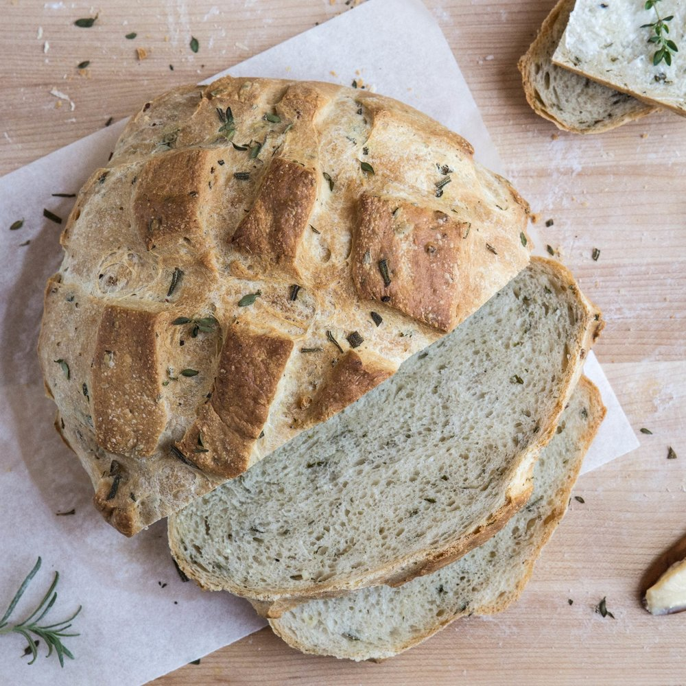 Fresh Herb Bread