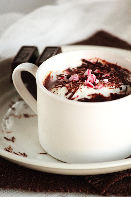 Hot chocolate girl — pic 10