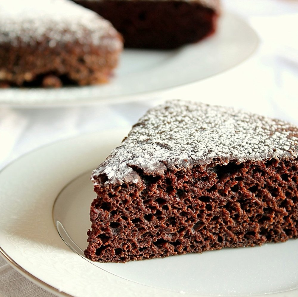 Quick Chocolate Cake
