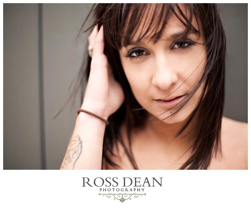 Fashion Portrait by Ross Dean Photography