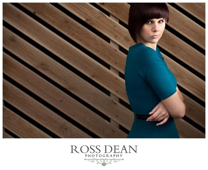 Fashion Portraits by Ross Dean Photography