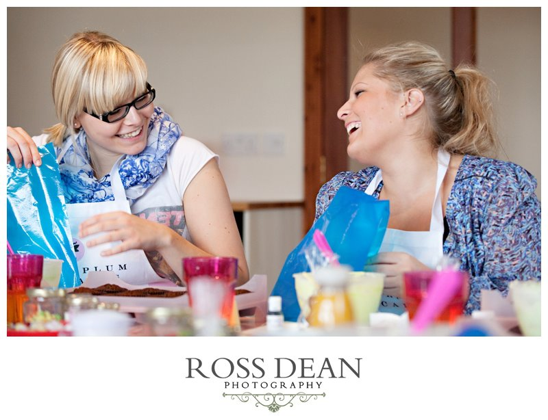 Hen Parties Suffolk - Sugarplum Cupcakes by Ross Dean Photography