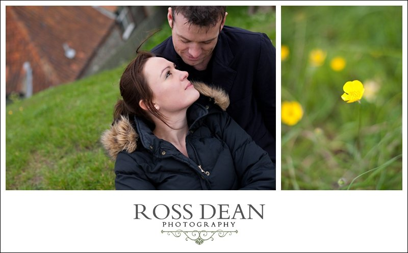 A Fun Norfolk Engagement: Claire + Mark