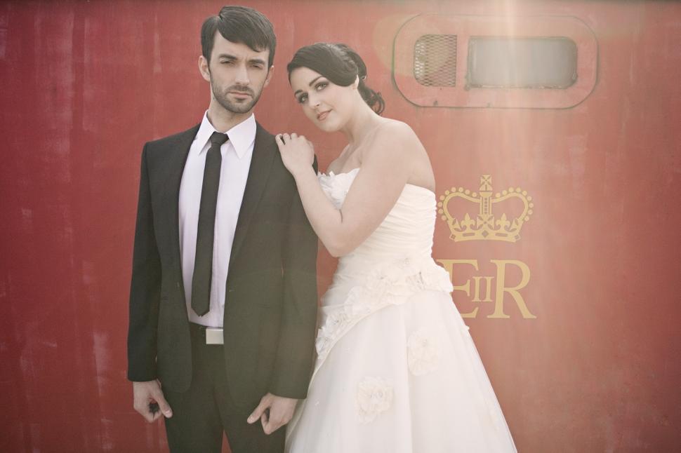 Colne Valley Railway, Essex - Wedding Shoot - rossdeanphotography.com