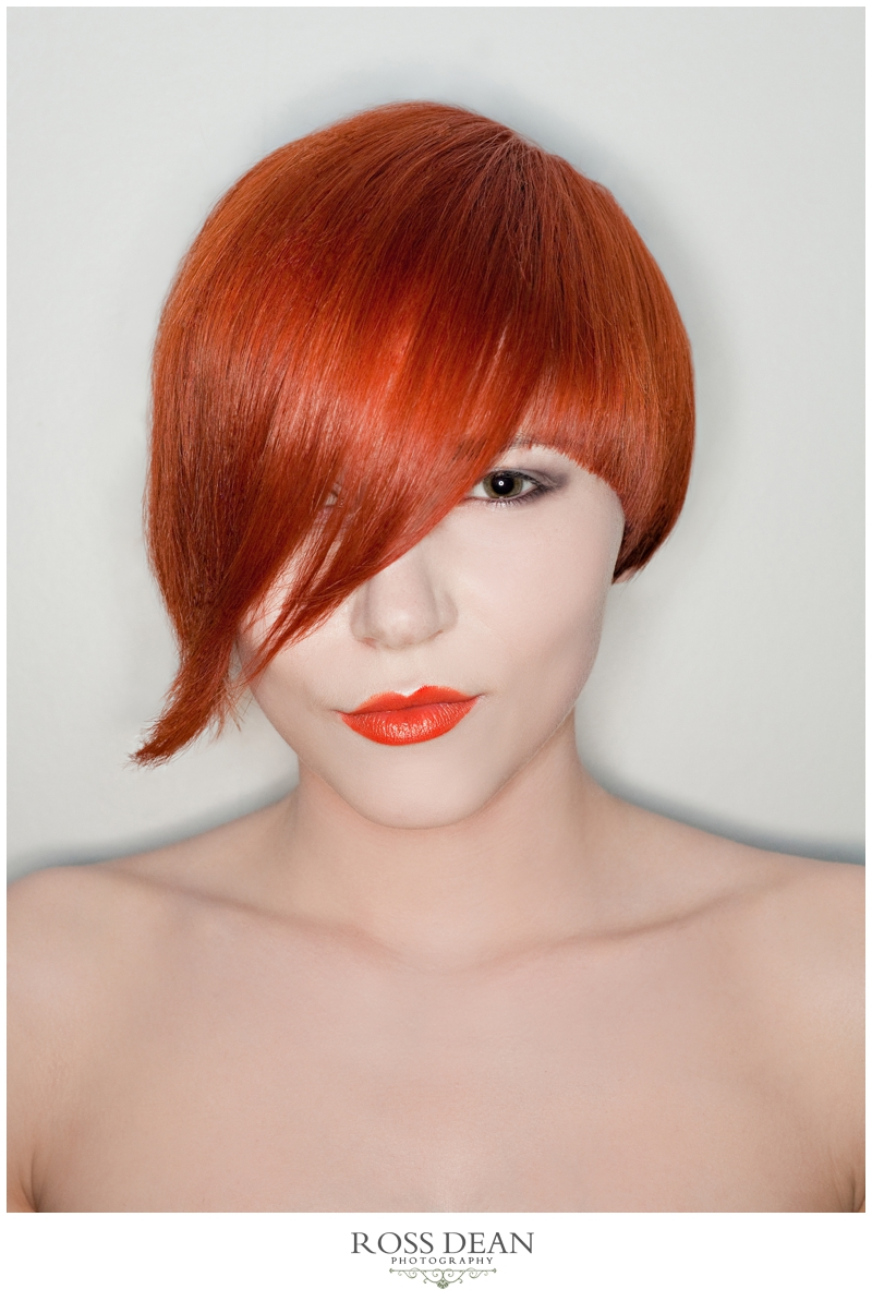 hair inspiration photo shot from top suffolk salon
