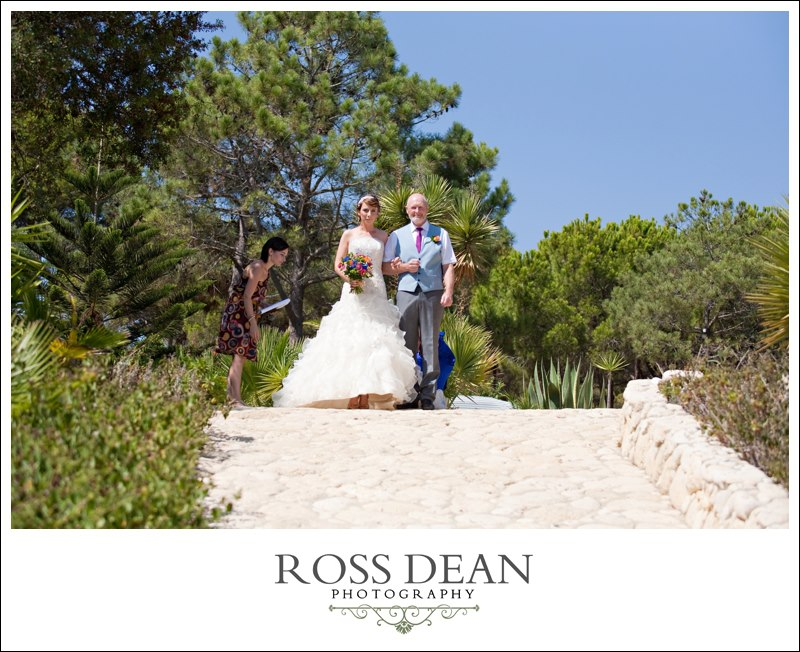 A stunning beach side destination wedding in Portugal - http://www.rossdeanphotography.com (24)