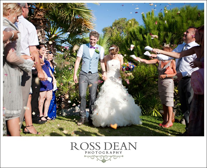A stunning beach side destination wedding in Portugal - http://www.rossdeanphotography.com (36)