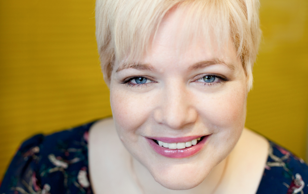 This is THE headshot for Michelle. Professional, stylish and welcoming.  Job done!