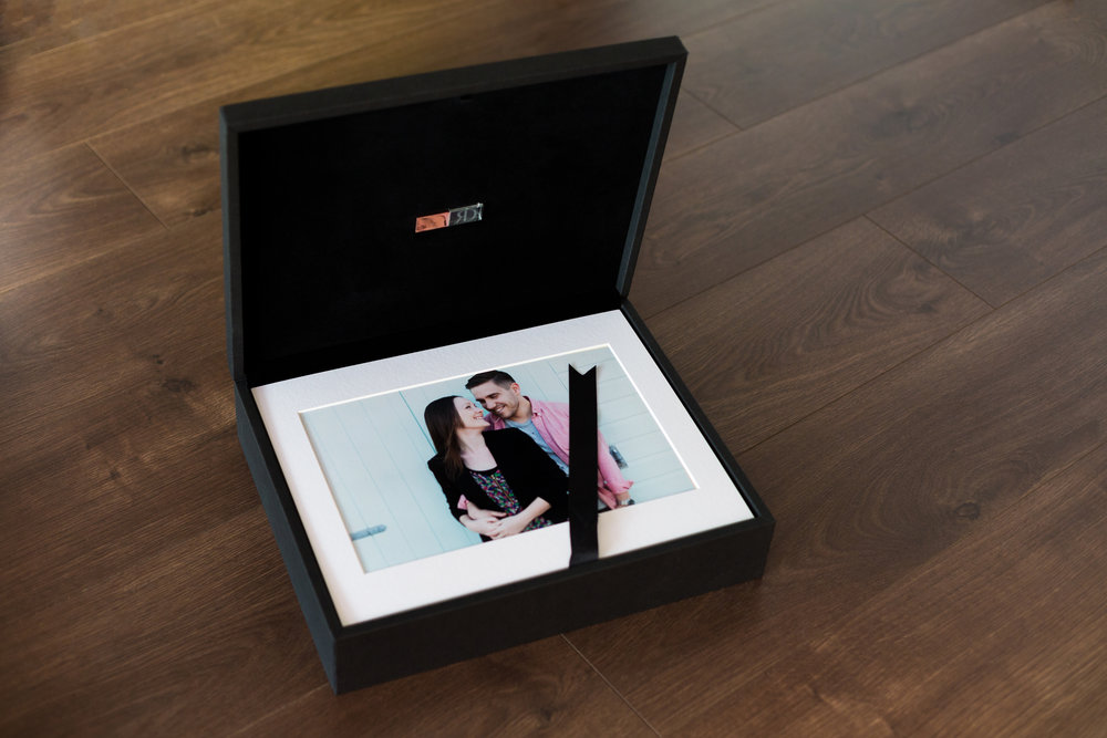 Copy of Suffolk Wedding Photographers Folio Box