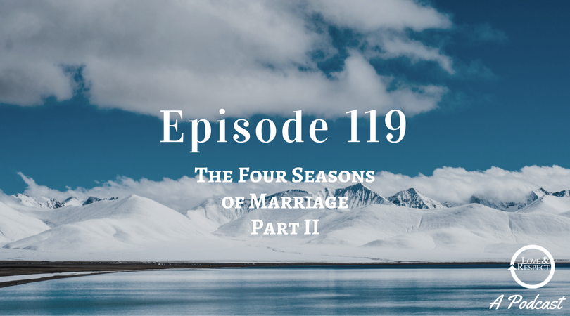 Episode 119-The Four Season of Marriage Part II