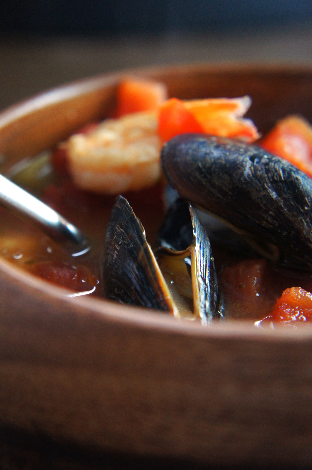 Hearty, Chunky Cioppino