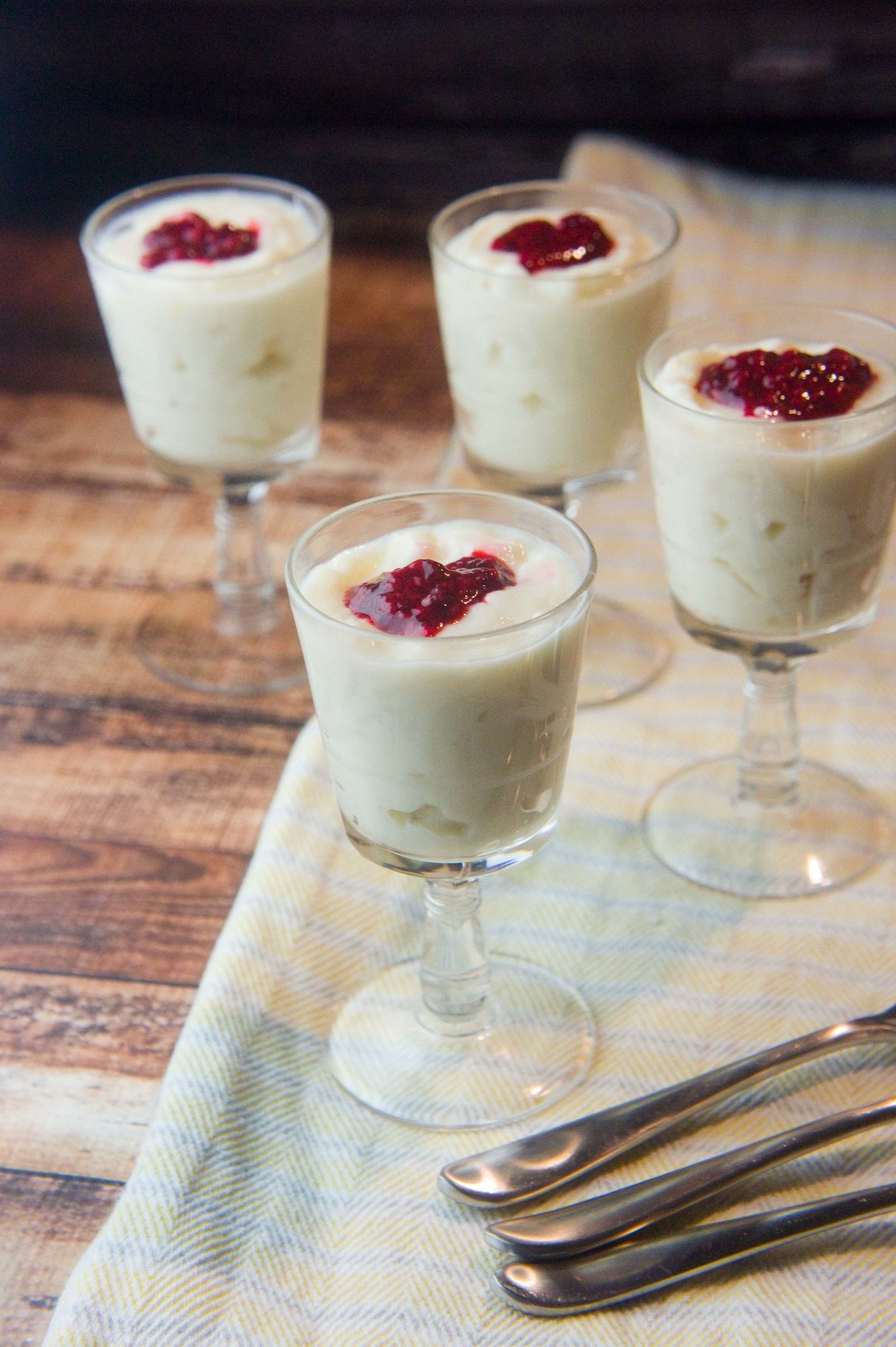 Paleo Lemon Coconut Pudding