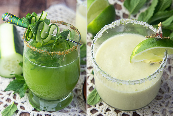 2 Paleo Cocktails for Cinco de Mayo with No Added Sugar