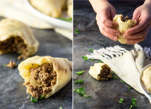 Grain-free empanadas