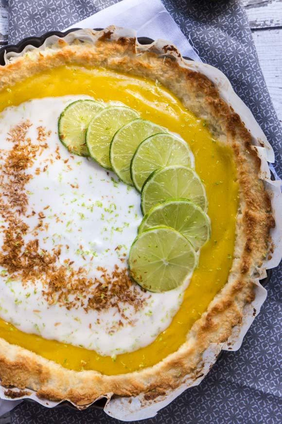 Lime Pie Paleo