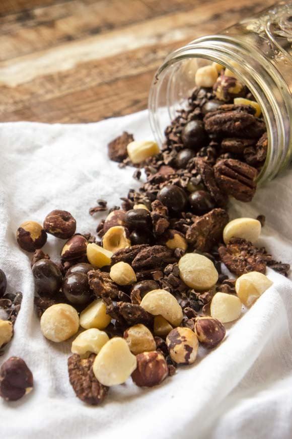 Mexican Mocha Trail Mix