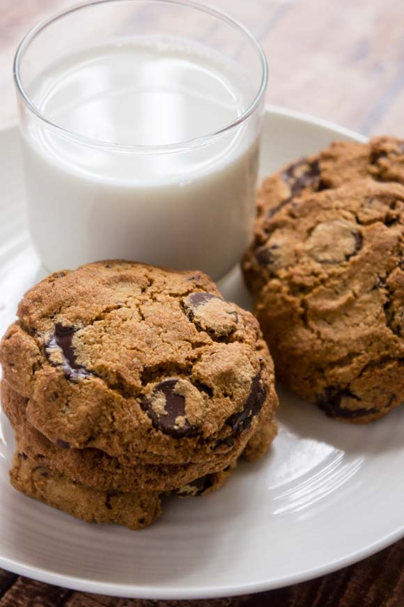 Classic Chocolate Chip Cookie (Grain-Free)