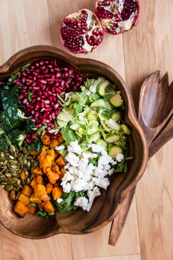 Late Fall Salad