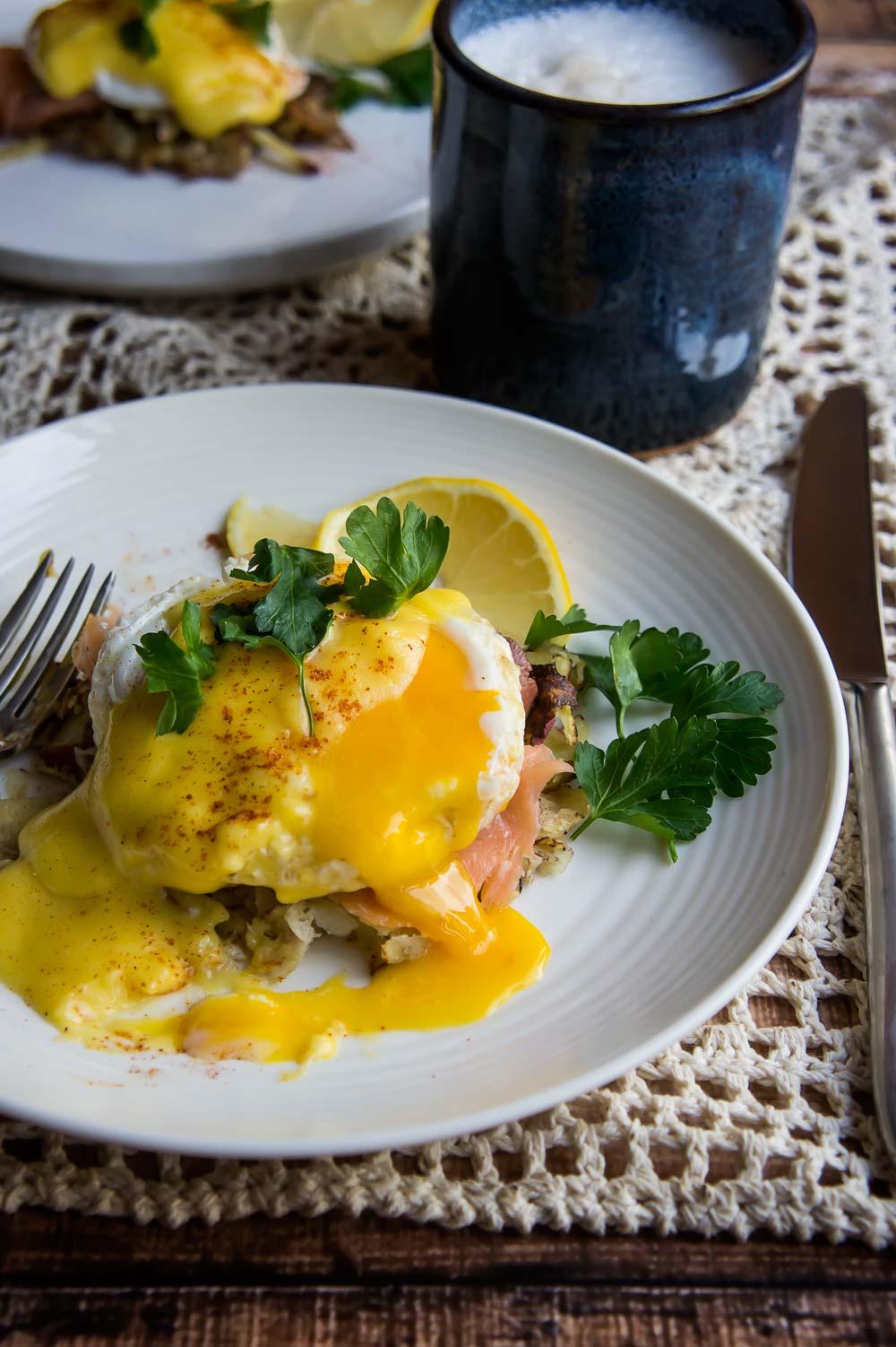 Breakfast Foraged Dish