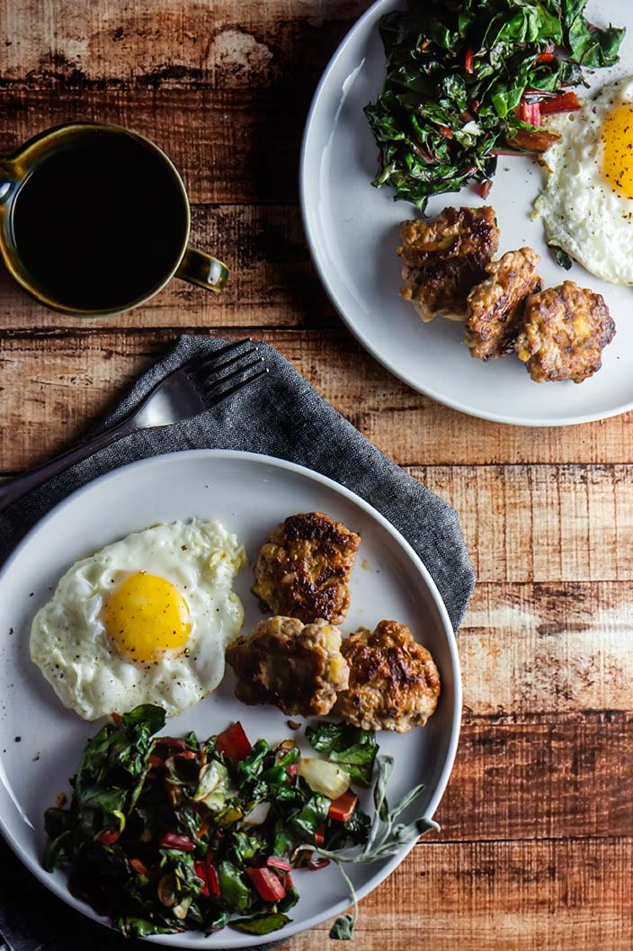 Maple Apple & Sage Breakfast Sausage