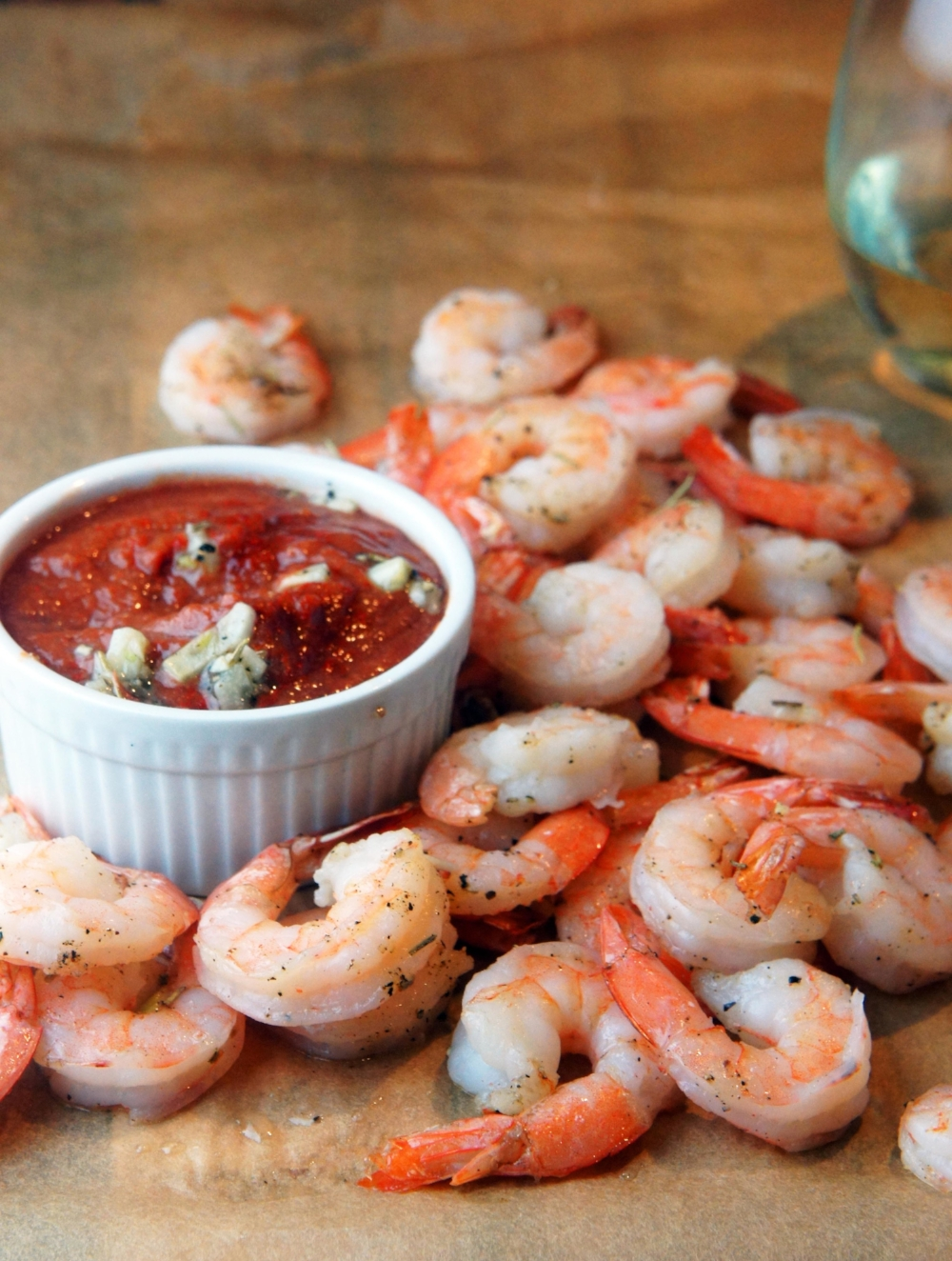 How to make shrimp cocktail sauce without ketchup
