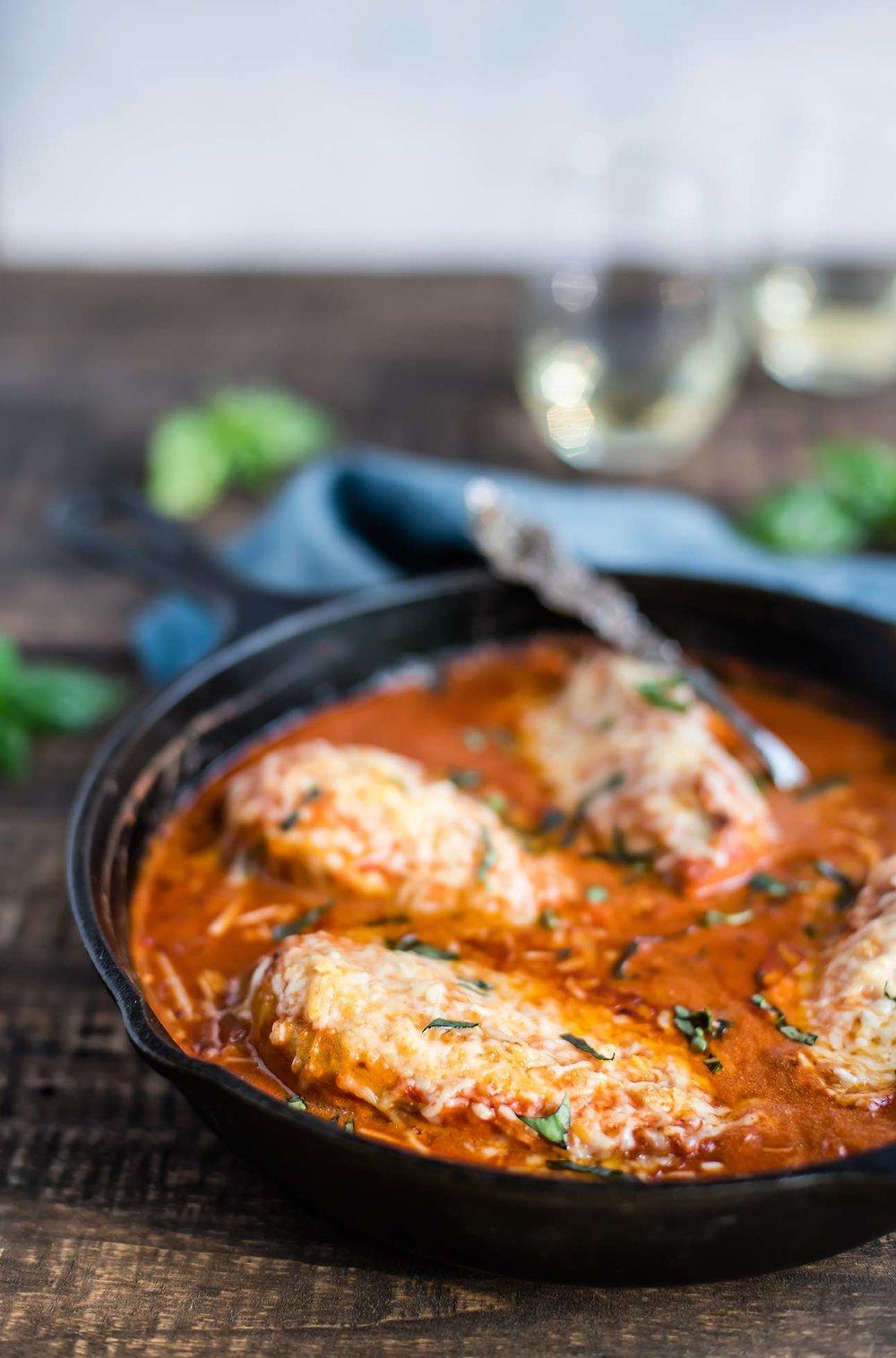 Parma Rosa Chicken
