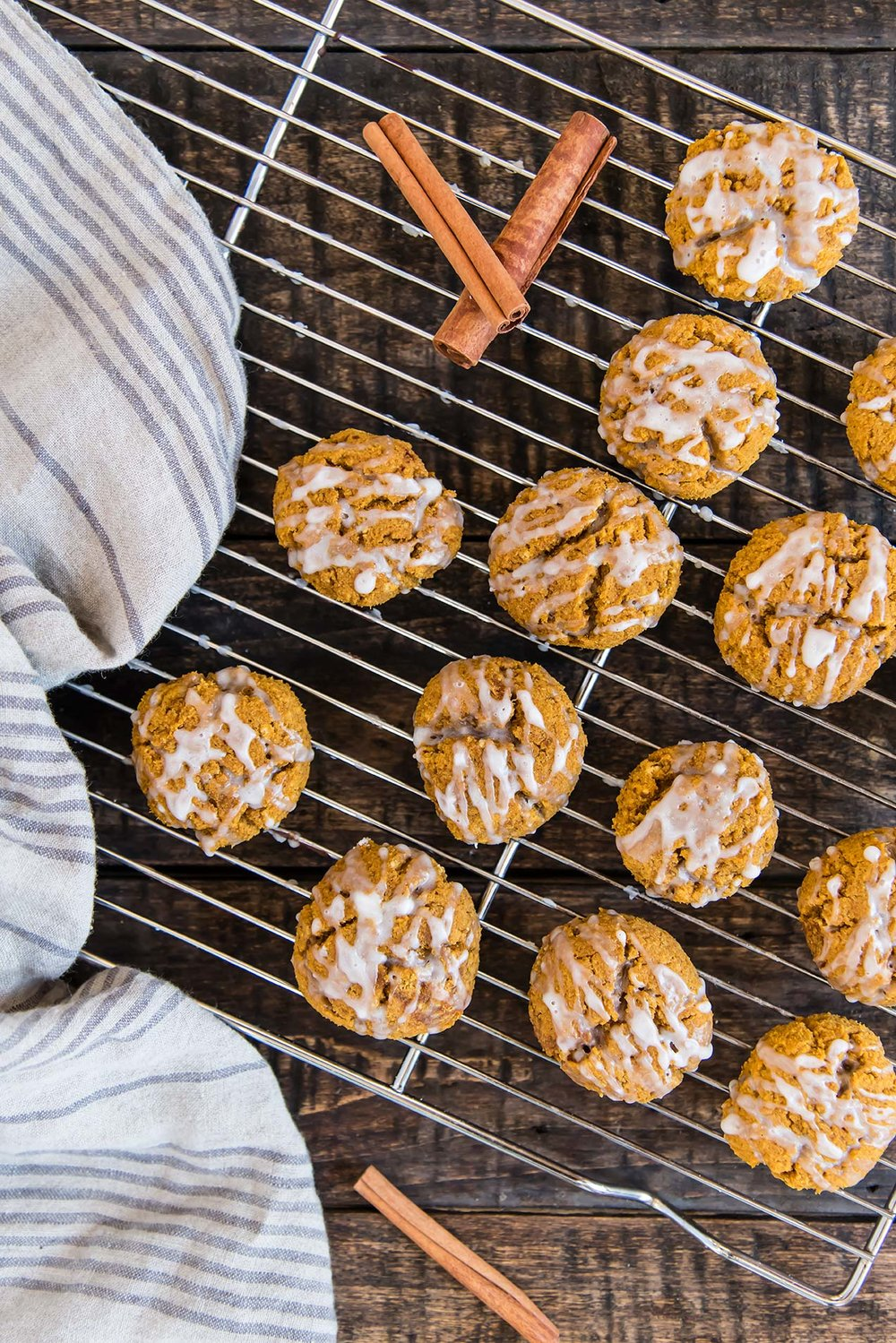 Soft Grain-Free Pumpkin Cookies