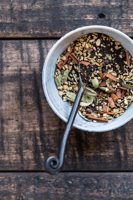 Homemade Loose Leaf Masala Chai Tea