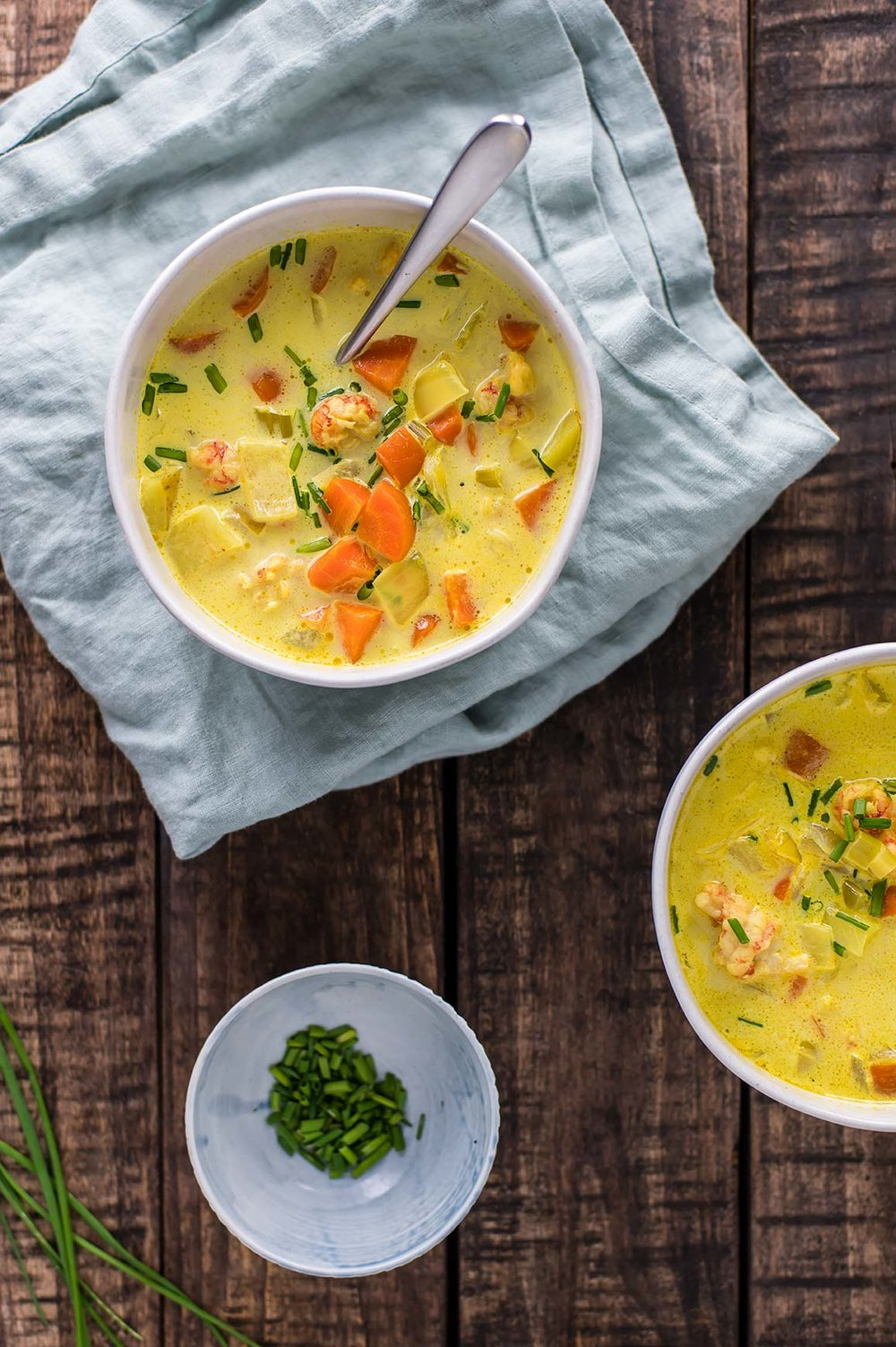 Humarsupa - Icelandic Soup