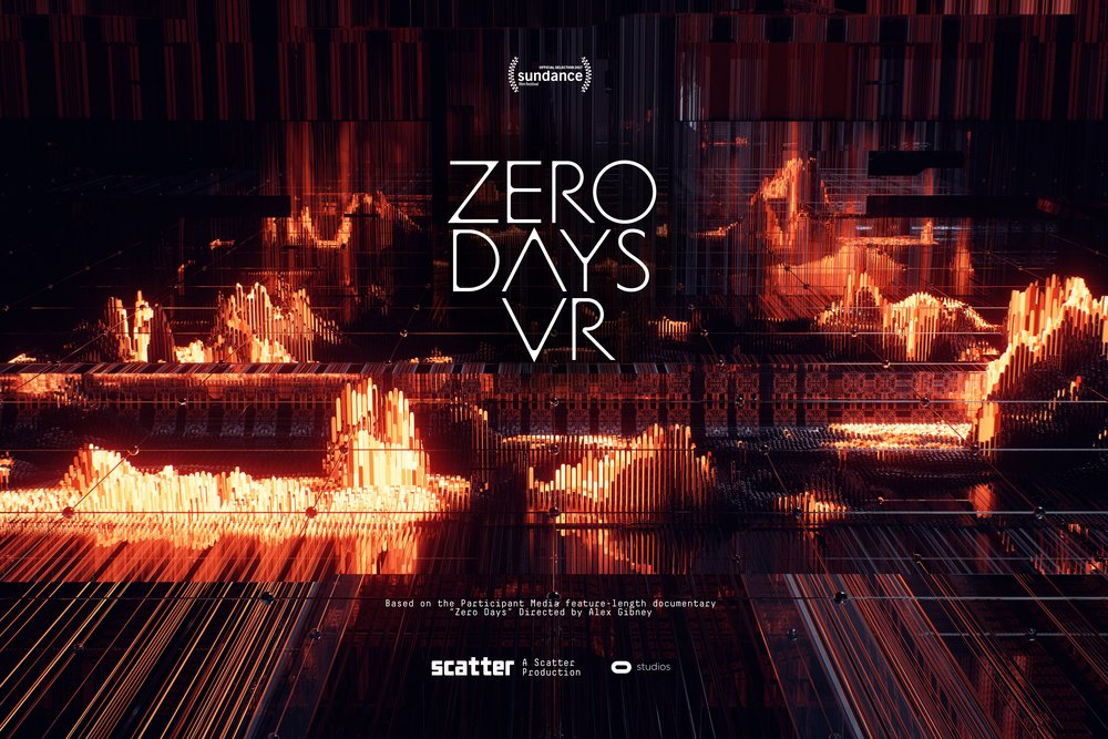 Based on the Participant Media feature-length documentary Zero Days.   The story of a clandestine mission hatched by the US and Israel to sabotage an underground Iranian nuclear facility told from the perspective of Stuxnet, a sophisticated cyber weapon, and a key NSA informant. Experience the high stakes of cyber warfare placed inside the invisible world of computer viruses.