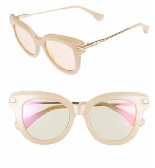 Sonix Elliot Cat Eye - Gradient sunnies