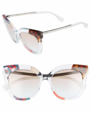 Fendi 53mm Sunnies -